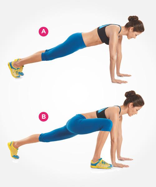 Bí quyết giảm béo bụng cấp tốc tại nhà