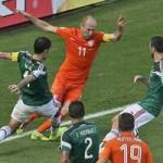 Bóng đá - Góc 3D: Hà Lan ngược dòng kịch tính trước Mexico