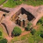 Du lịch - Nhà thờ khắc từ đá độc đáo ở Ethiopia
