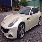 Ô tô - Xe máy - Siêu xe Ferrari FF xuất hiện tại Việt Nam