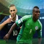 """Bóng đá - Pháp – Nigeria: """"Gà trống"""" đấu """"Siêu đại bàng"""""""