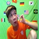 """Bạn trẻ - Cuộc sống - 9x chế clip """"Em của mùa World Cup"""" đầy hài hước"""
