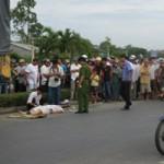 Tin tức trong ngày - Cán bộ ngân hàng chết thảm dưới gầm xe tải
