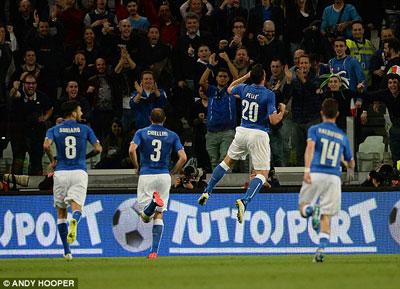 TRỰC TIẾP Italia – Anh: Kết quả hợp lý (KT) - 3