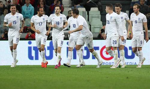 Tuyển Anh tan tác vì thử nghiệm của Hodgson 3