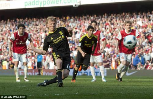 Arsenal đối đầu Liverpool: Cân não & giàu cảm xúc 5