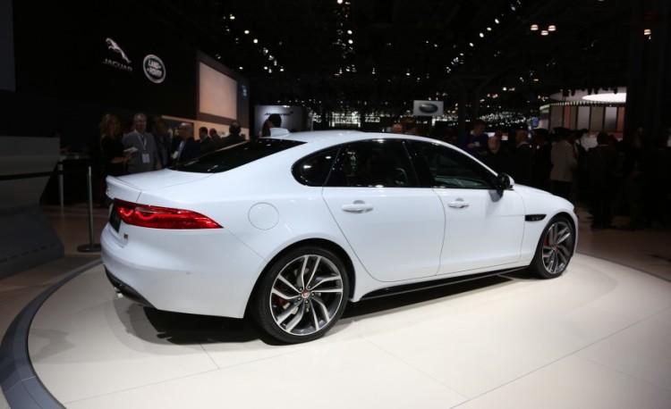 Jaguar XF đối thủ đáng gờm đến từ anh quốc
