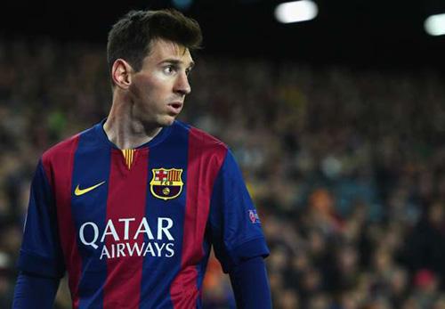 Tin HOT tối 2/4: Messi tập luyện trở lại 1