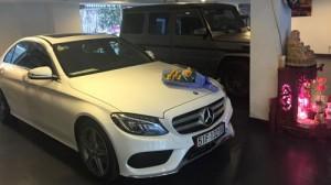 Cường Đô-la khoe Mercedes C250 AMG biển đẹp mới tậu