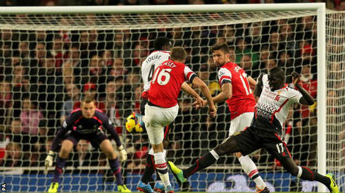 NHA trước vòng 31: Ngóng Arsenal đại chiến Liverpool 1
