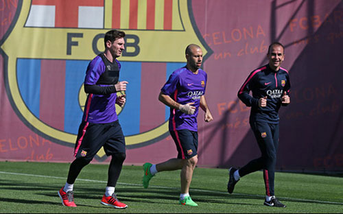 Tin HOT tối 3/4: Messi nên đi nghỉ dưỡng 2
