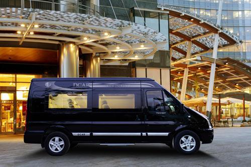 FORD DCAR NEW - Mẫu xe mới dành cho doanh nghiệp - 1
