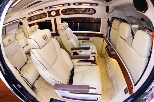 FORD DCAR NEW - Mẫu xe mới dành cho doanh nghiệp - 2