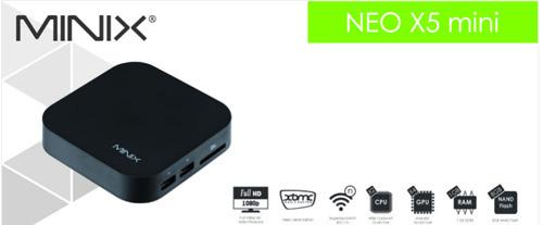 Minix Smartbox nâng cấp SmartTv với giá ưu đãi lớn chỉ 1.690.000đ - 2