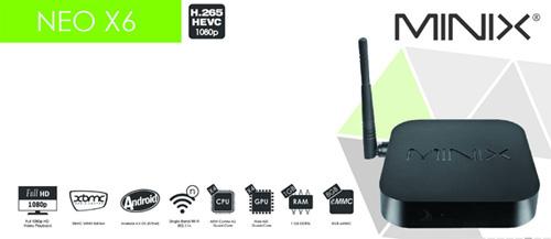 Minix Smartbox nâng cấp SmartTv với giá ưu đãi lớn chỉ 1.690.000đ - 3