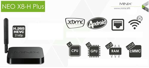 Minix Smartbox nâng cấp SmartTv với giá ưu đãi lớn chỉ 1.690.000đ - 5