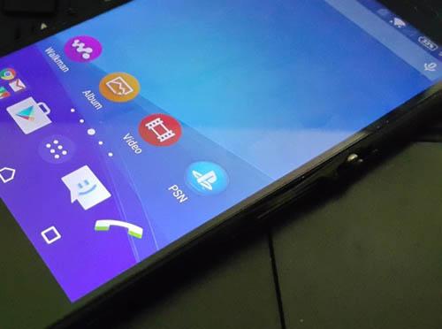 Sony Xperia Z4 dùng camera 20.7MP xuất hiện - 2