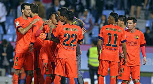 """Barca thắng nhọc: Đôi khi chỉ cần """"xấu xí"""" - 2"""