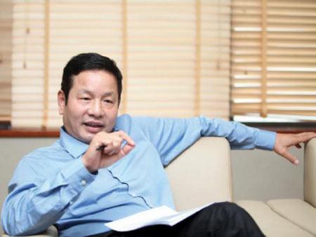 Chủ tịch FPT Trương Gia Bình – Diễn giả đặc biệt trong Leader Talk 2015 - 2