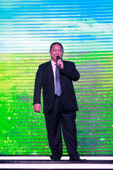 Chủ tịch FPT Trương Gia Bình – Diễn giả đặc biệt trong Leader Talk 2015 - 3