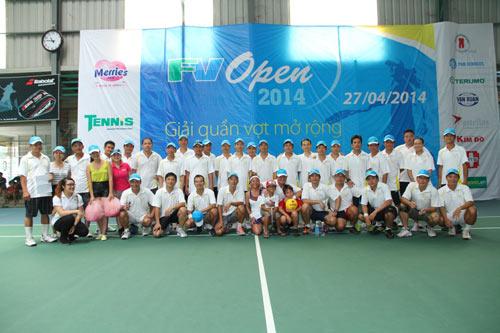Tỏa sáng trên đấu trường mùa hè cùng FV Open 2015 - 1