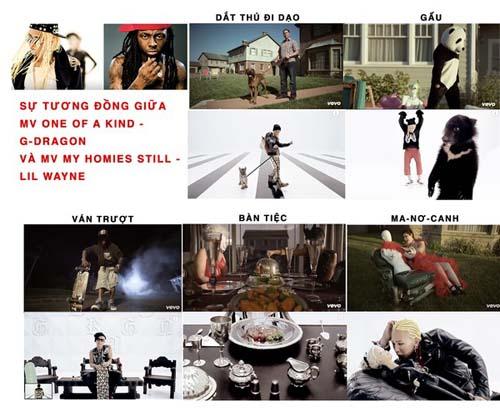 Clip tố Sơn Tùng giống G-Dragon tới từng chi tiết - 3