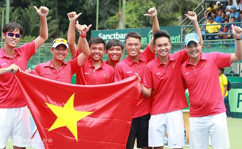 Vụ mất đoàn kết của tuyển quần vợt nam: Bộ môn không đề xuất án kỷ luật nào - 1