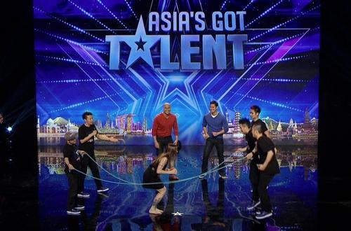 VTV bị phạt 50 triệu vì phát sóng Asia's got talent không phép - 1