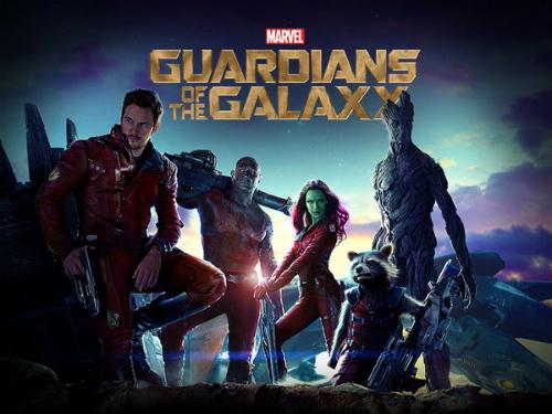 """Marvel chính thức trở lại với """"Vệ binh dải ngân hà 2"""" - 1"""