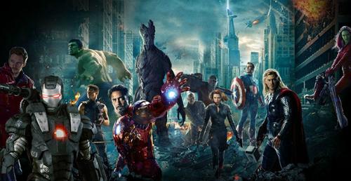 """Marvel chính thức trở lại với """"Vệ binh dải ngân hà 2"""" - 4"""