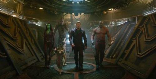 """Marvel chính thức trở lại với """"Vệ binh dải ngân hà 2"""" - 3"""