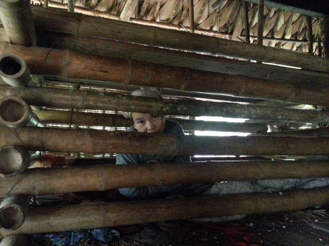 Người đàn bà 4 năm bị nhốt trong cũi ở Thanh Hóa - 1