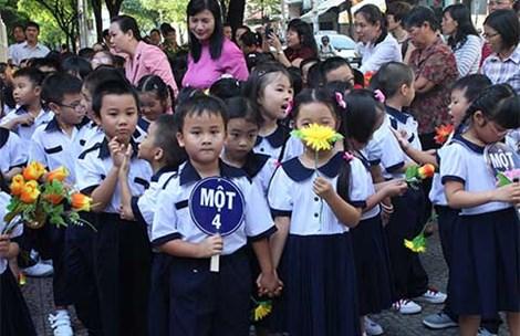 TP.HCM: Chính thức ban hành kế hoạch tuyển sinh đầu cấp - 1