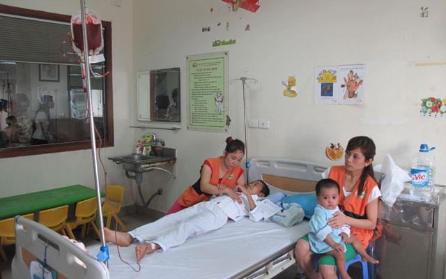Hỗ trợ thuốc đắt tiền:  Phao cứu sinh  cho người bệnh trọng - 1