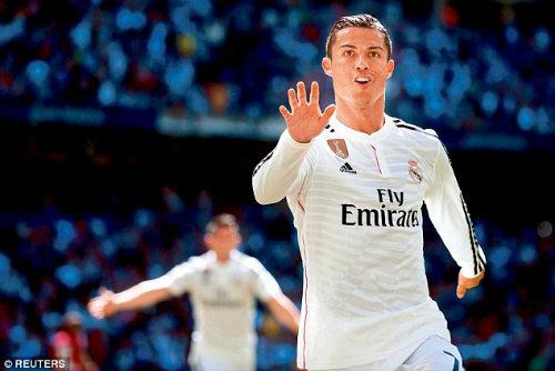 300 bàn của Ronaldo & chiến dịch 30 điểm của Real - 2