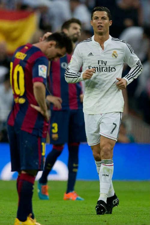 300 bàn của Ronaldo & chiến dịch 30 điểm của Real - 1