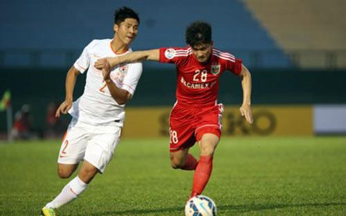 Bình Dương 4 ngày đá 2 trận: Xoay tua cầu thủ và ưu tiên... V.League - 1