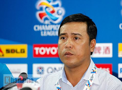"""""""Chelsea Việt Nam"""" tìm điểm đầu tiên ở cup C1 châu Á - 2"""