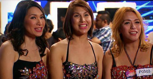 3 cô gái hát giọng nam khiến khán giả kinh ngạc - 5