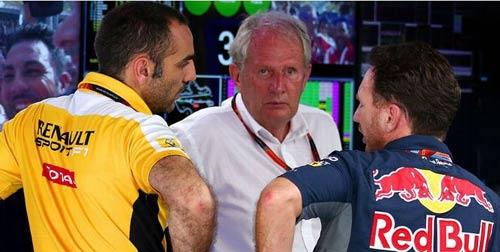 F1: Red Bull và Renault sẽ đi đâu, về đâu? - 1