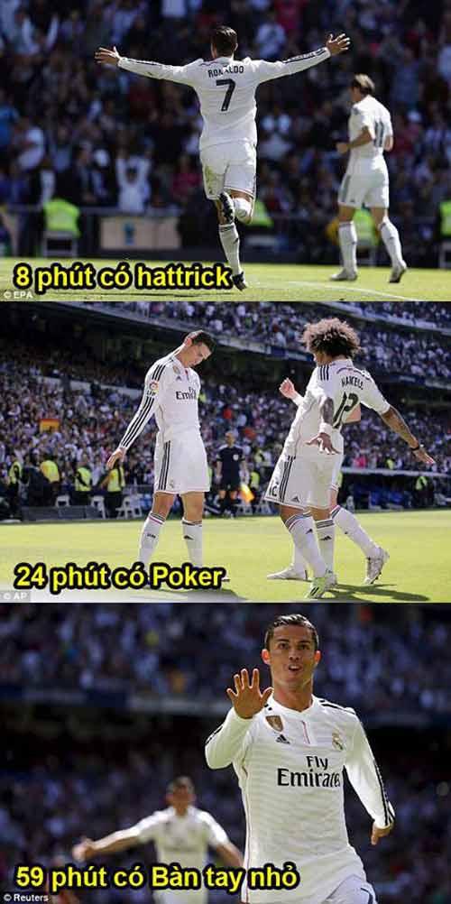 Ảnh chế tuần 30/3-7/4: Messi chạy trốn khỏi Ronaldo - 11