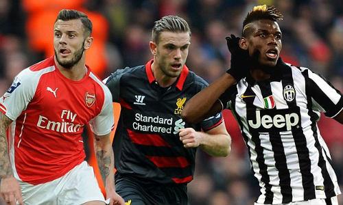 """Man City tính """"rút ruột"""" Liverpool, Arsenal - 1"""