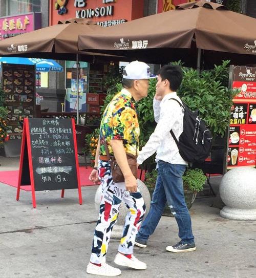 """Thất kinh với """"nạn nhân thời trang"""" trên phố Hong Kong - 6"""