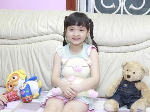 Cuộc sống con gái Trang Nhung thay đổi sau VN's got talent