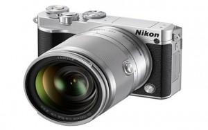 Nikon 1 J5 quay video HD 4K giá 10 triệu đồng