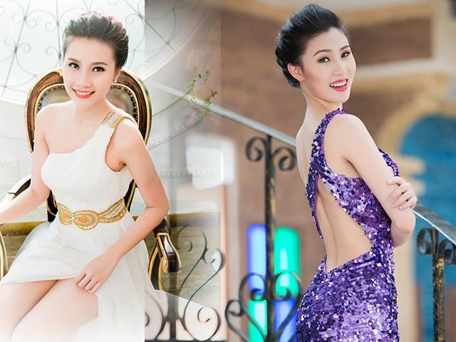 Top 5 HHVN 2014 gợi ý váy dạ hội cho chị em