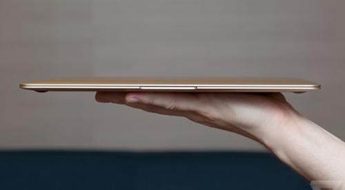 Đánh giá Macbook 12 inch: Siêu mỏng, siêu nhẹ - 3