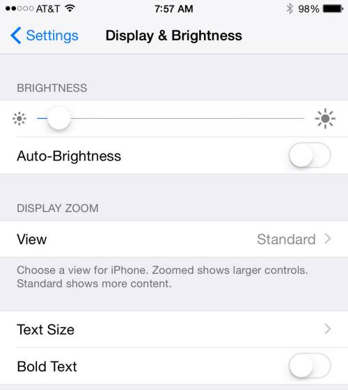 6 mẹo tiết kiệm pin cho iPhone - 1
