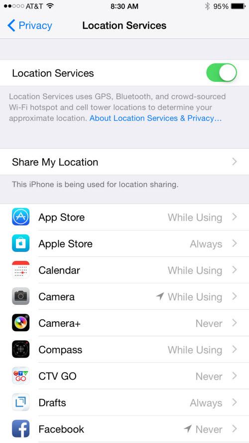 6 mẹo tiết kiệm pin cho iPhone - 4