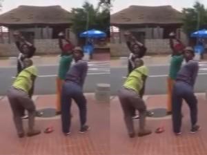Bốn anh chàng với điệu nhảy có 1-0-2